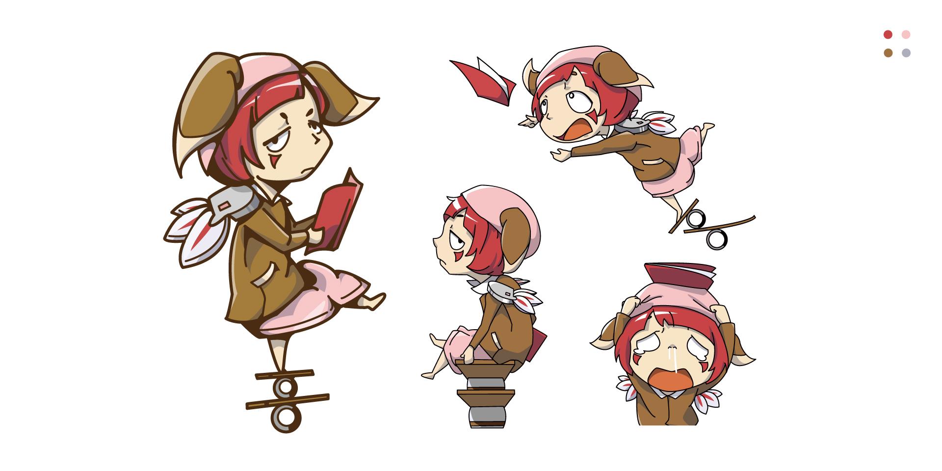 characterカンプ