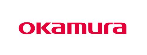 株式会社オカムラ様logo
