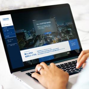 webデザインサンプル